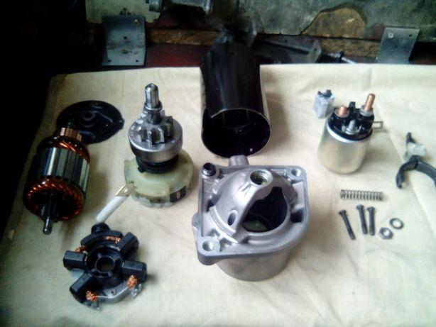 Bendix,rotor,suport carbuni,starter,reductor,stator,bucsi,capac