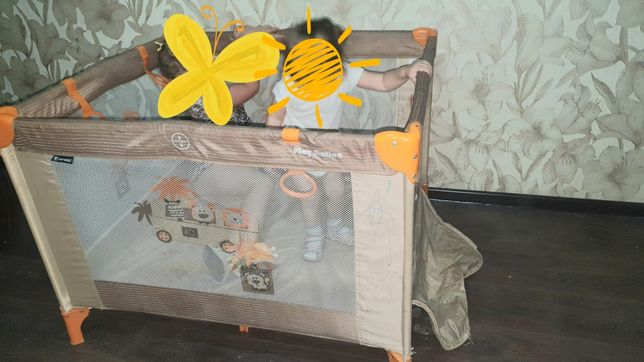Детский игровой манеж Bertoni
