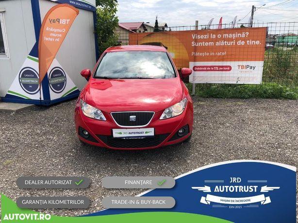 Seat Ibiza Ecomotive 1.2 TDI Euro 5/IN RATE AVANS 0%/NR Valabile