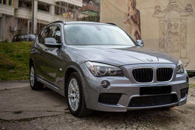 BMW X1, cutie automată, X-drive, pachet M