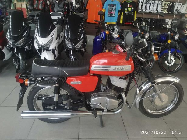мотоцикл ЯВА-350(634)