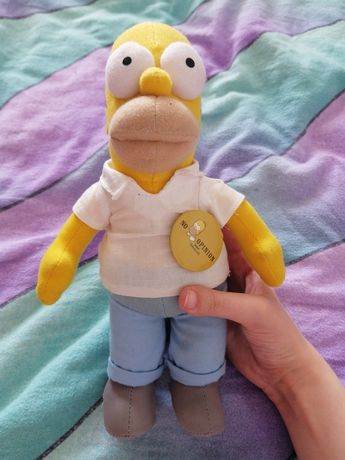 The Simpsons Homer pluș