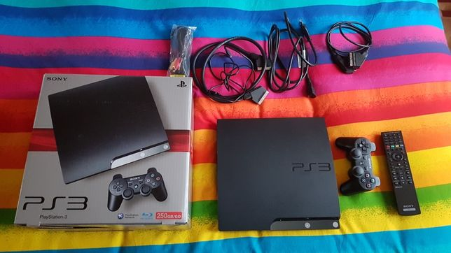 PS3 +20 jocuri PS3