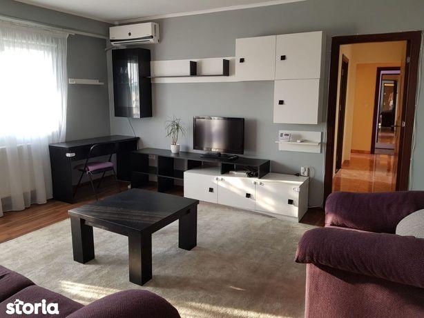 Girocului- apartament cu 3 camere mobiliat si utilat- 68.000 negociabi