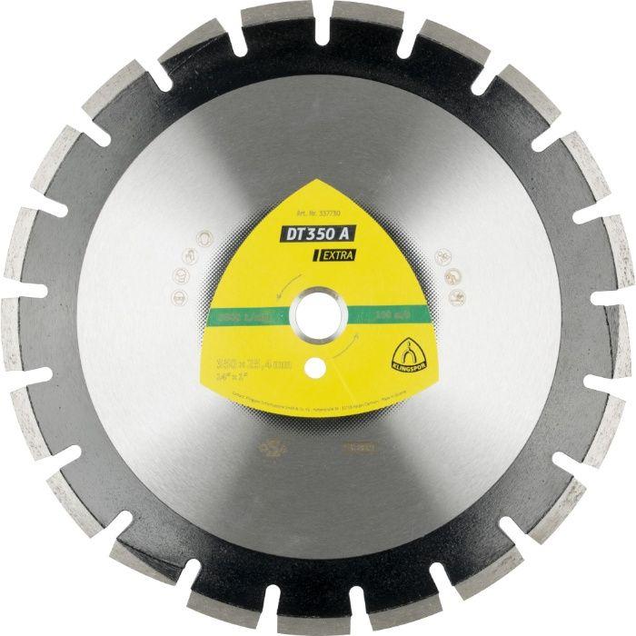 Disc diamantat segmentat Asfalt 300X2.8X25.4mm Klingspor - 337729 Cluj-Napoca - imagine 1
