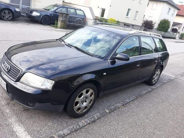 Vând Audi a6 2.5
