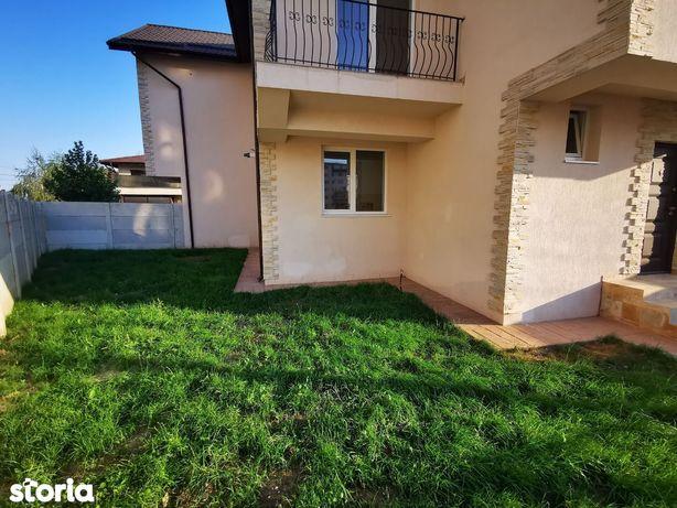 Casa 4 camere+mansarda amenajata, 200 mp curte, Bragadiru