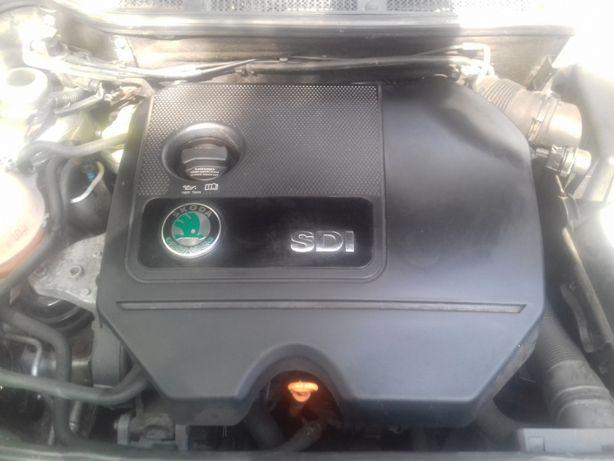 Skoda Fabia Octavia Vw Golf Polo Seat Leon Ibiza motor 1,9 SDI si TDI