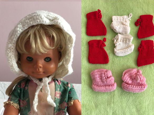 Нови Плетени Бебешки Блузи, Терлички Жилетки Елечета Рокля Туника