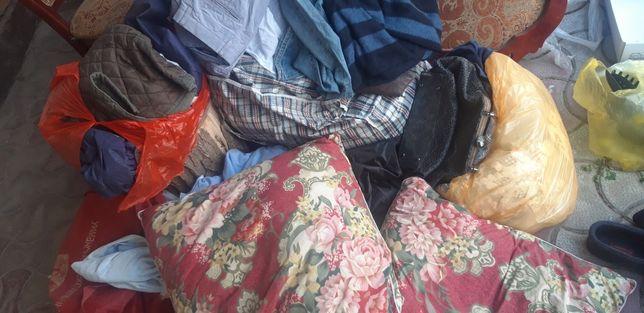 Мужские одежды в ассортименте разных размеров бесплатно