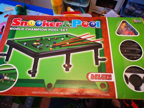 Joc Snooker Pool Deluxe