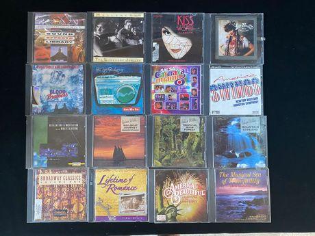 Lot 50 buc CD uri muzica Populara Romaneasca