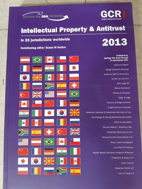 Reviste proprietate intelectuala, concurenta, antitrust, 2012-13