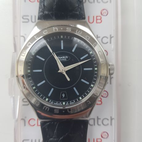 Swatch irony automatic noire