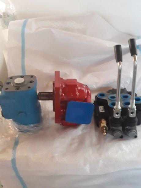 POMPE hidraulice noi si distribuitor