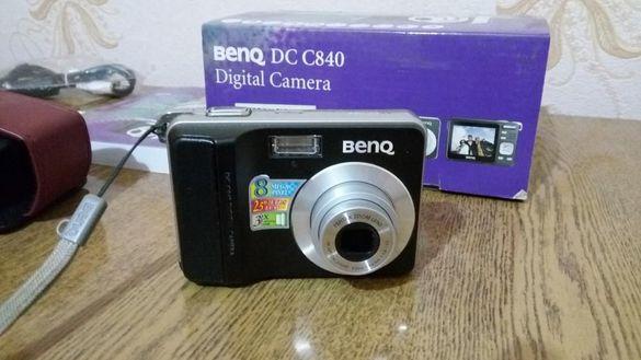 Фотоапарат BENQ DC C840