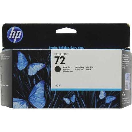 Оригинальный картридж HP C9403A (№72) матовый Черный