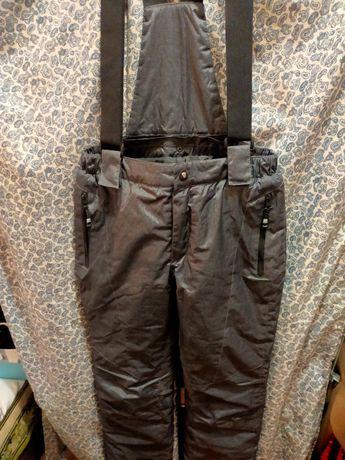 Ватные брюки на зиму