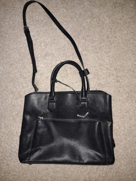 Set geanta și pantofi la un preț mic