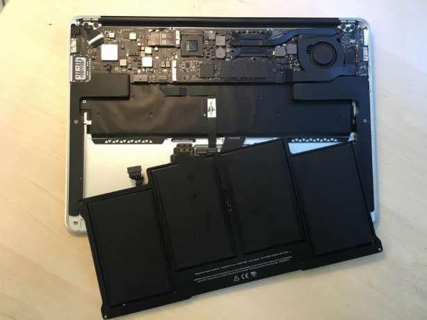 Аккумуляторы на MacBook Pro и MacBook Air в Алматы