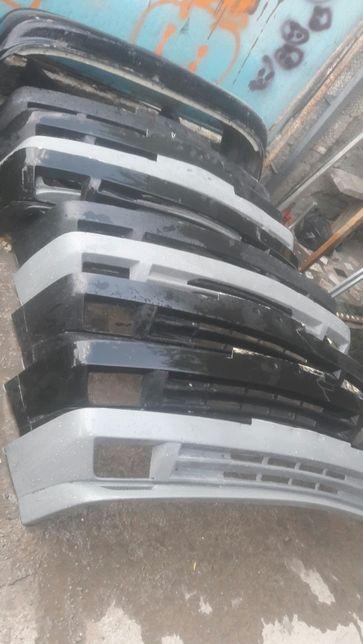 Накладки на bmw e34 бампера на BMW E34 M Technic