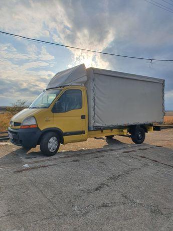 Renault Master (transport animale )