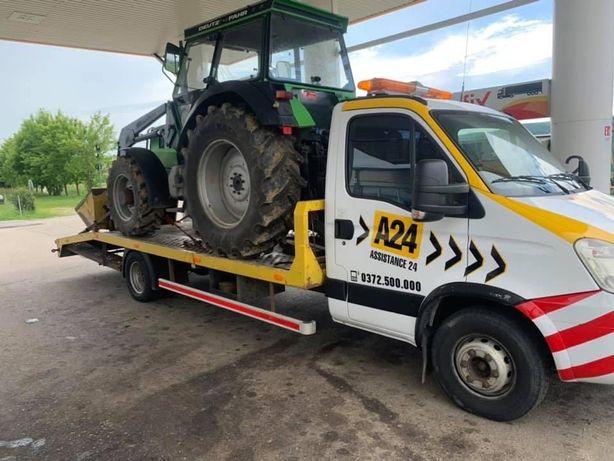 Transport Tractor/Tractoare Utilaje
