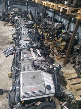 Двигатель акпп Toyota & Lexus привозной Япония с установка