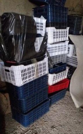 Ящик пластиковый корзина для овощей