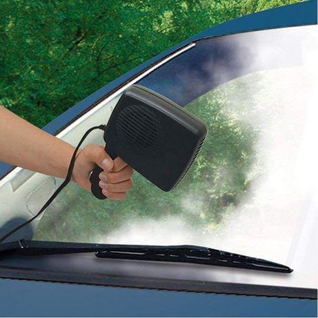 Вентилаторна печка за автомобил на 12V (Захранване от авто запалка)
