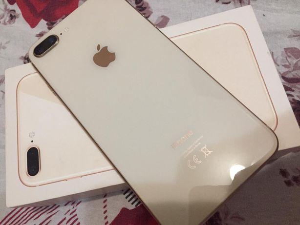 Iphone8+ 64гб в идеальном состоянии