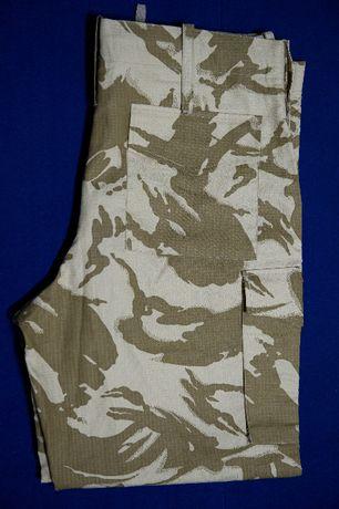 Schimb pantaloni camuflaj desert ripstop 50/2
