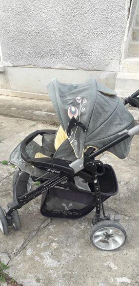 Детцка количка