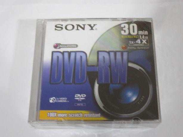 Кассеты для видеокамер mini dvd-rw Sony