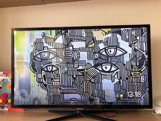 Televizor Smart Samung 3D - ecran defect