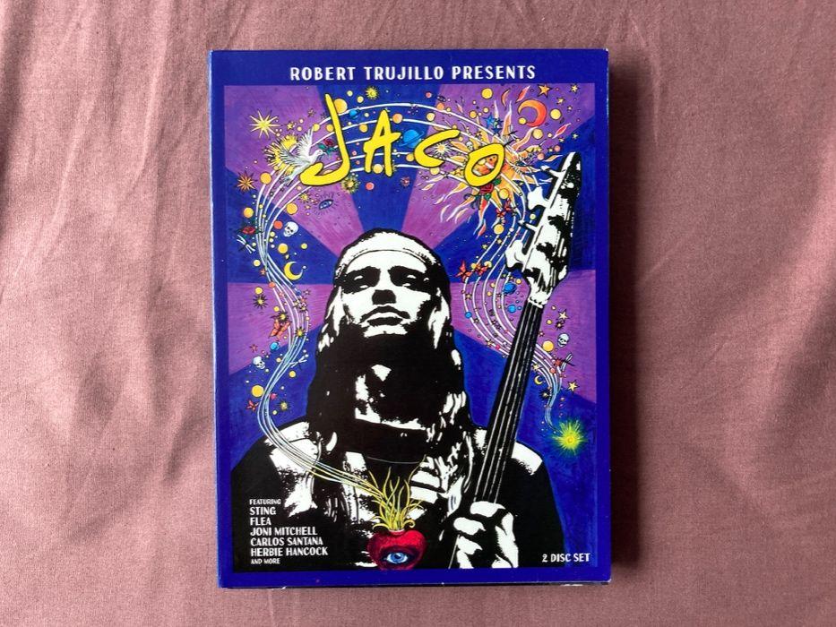 DVD dublu Jaco, film despre Jaco Pastorius regizat de Robert Trujillo Timisoara - imagine 1