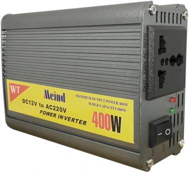 Invertor de tensiune, 12V - 220V - 400W