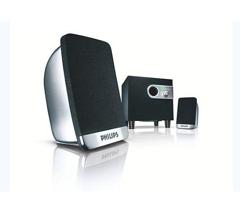 Philips тонколони/ speaker Spa 1300/00