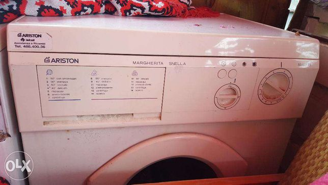 Piese masina de spalat ARISTON Margherita Snella