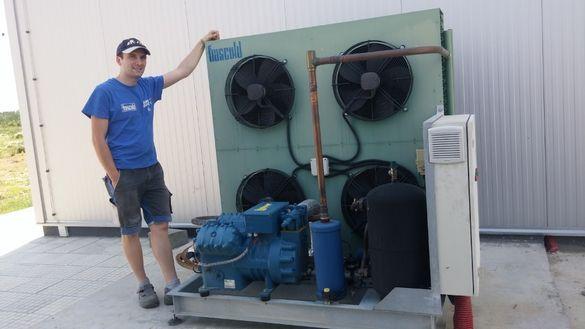 Хладилни агрегати за хладилни камери