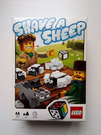 Игра lego shave a sheep