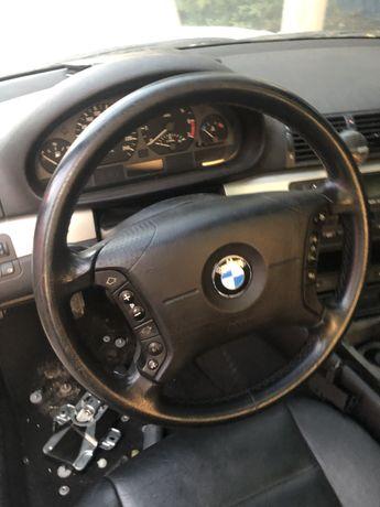 Volan e46 e39 X5 comenzi airbag