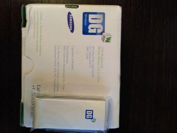 Продам USB модем DG 4G Wimax Connect