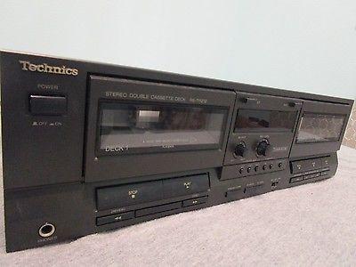 Tape deck stereo autoreverse Technics RS TR232