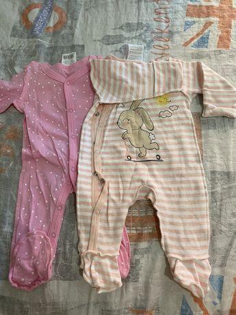 Вещи для новорожденного(девочка)