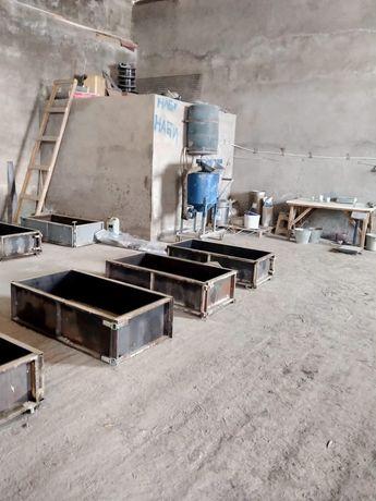 Обрудование для производства газоблоков