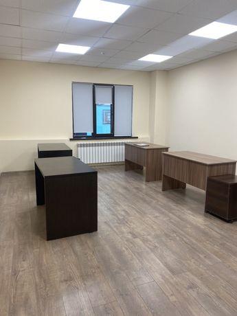 Сдается офис на 1 этаже 25.1 квм в новом здании на Жамбыла 114