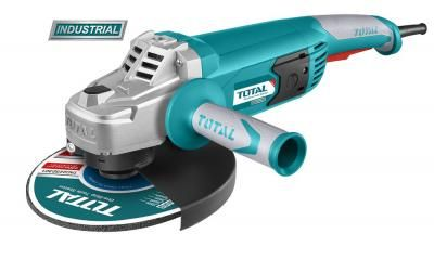 Polizor unghiular TOTAL - 230mm - 2350W - TG1242306
