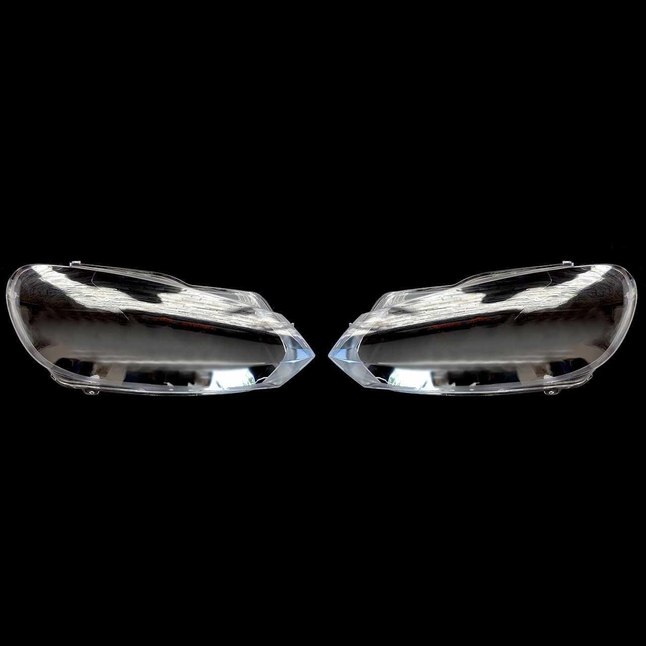 Sticle faruri VW Golf 6 (08-12)
