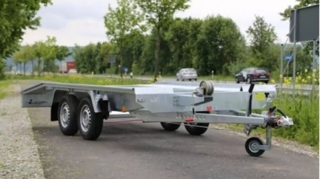 Inchiriez / Inchiriere platforma , slep auto , trailer , 2000 kg